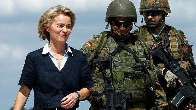 Германия перенимает руководство силами повышенной готовности НАТО