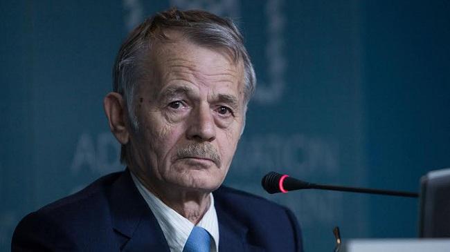 Умеров вЕвропарламенте призвал непризнавать президентские выборыРФ