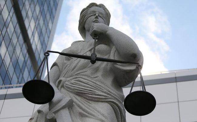 Украина закрыла суды на захваченных территориях