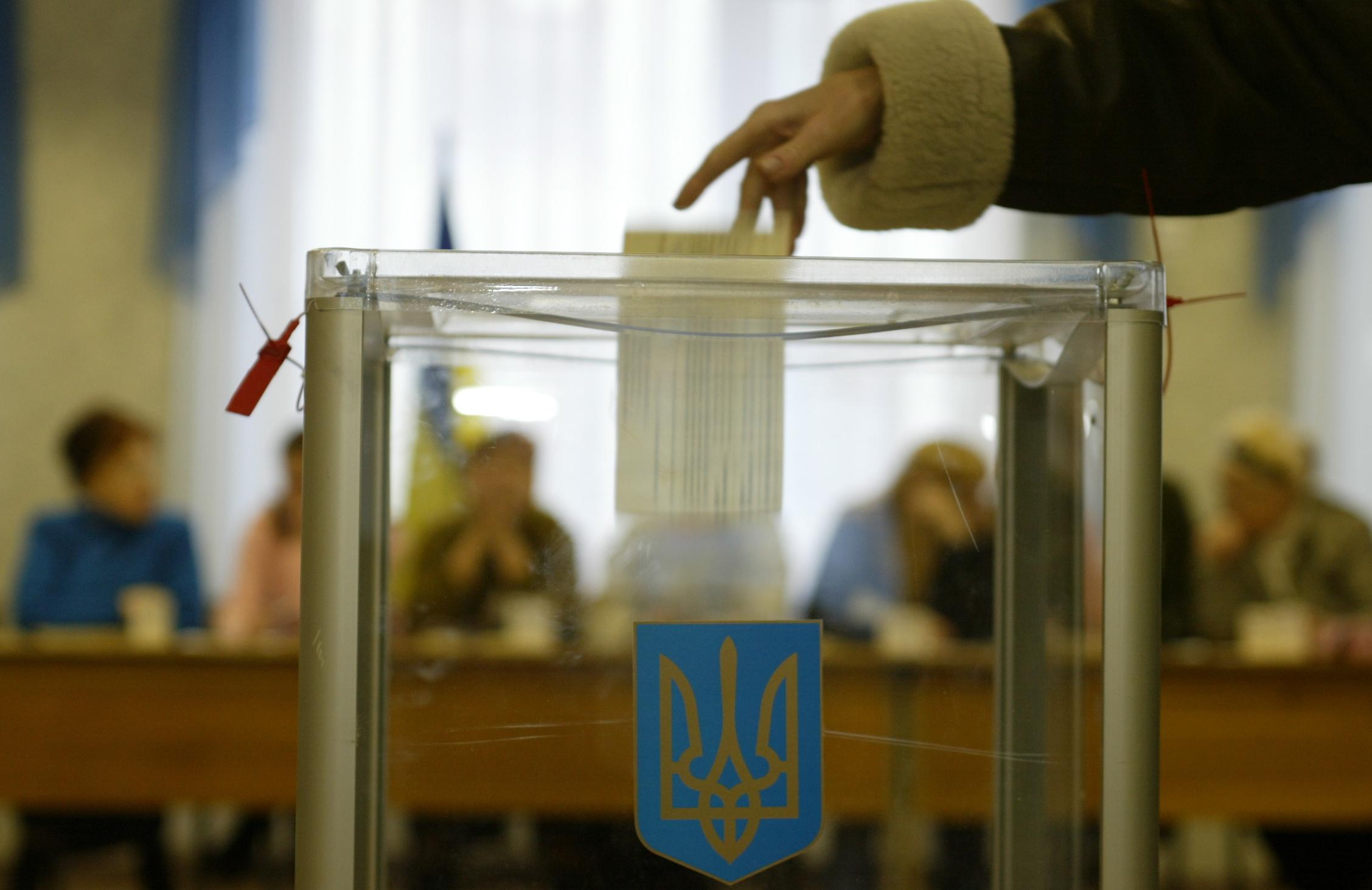 Парламентські вибори – 2019: явка виборців по Каневу склала 49%