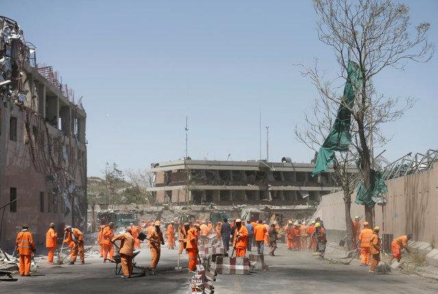 Жертвами тройного теракта накладбище вКабуле стали 20 человек