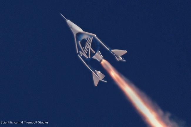 УСША успішно випробували ракетний пілотований космоплан