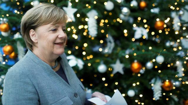 Меркель: Німеччина і Франція будуть працювати разом заради об'єднання ЄС