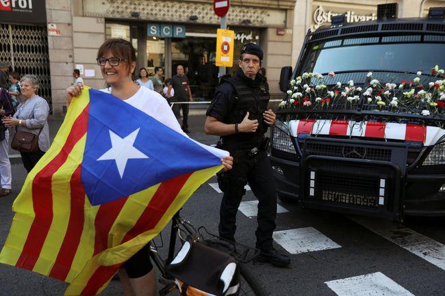 Монарх  Испании впреддверии референдума вКаталонии призвал к разговору