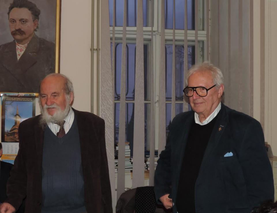 В Ужгороді вручили літературну премію імені Зореслава