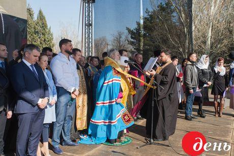 Губернатор Николаевщины: «Мира внаших головах»