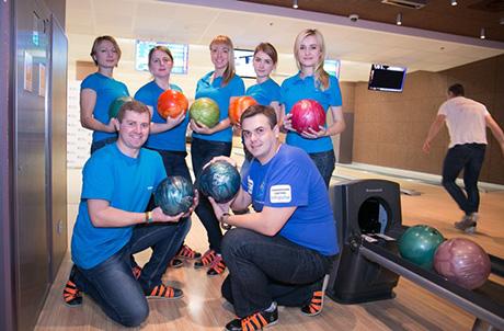 Учасники благодійного боулінг-турніру зібрали понад 133 тис. грн для дітей із синдромом Дауна