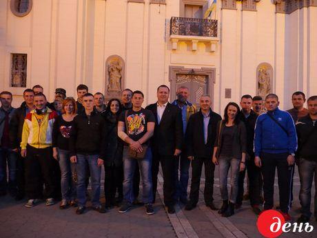 Військові з Тернополя поїхали на реабілітацію до Грузії