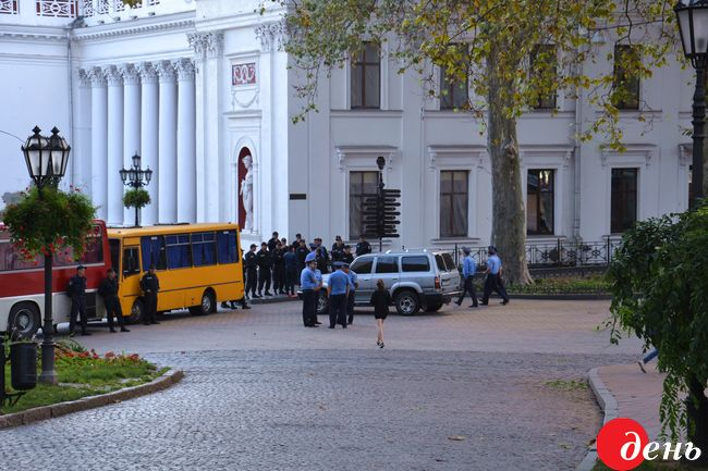 Полиция задержала 20 человек после «Марша равенства» вОдессе