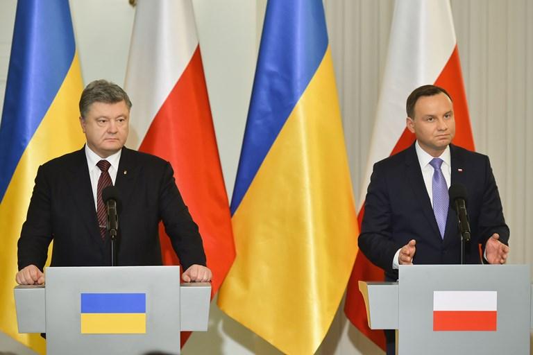 Украина иПольша приняли решение действовать совместно — Круговая защита
