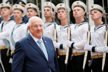 В государство Украину приехал президент Израиля
