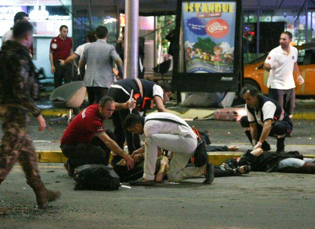 Теракт вСтамбуле выполнили жители РФ, Киргизии иУзбекистана