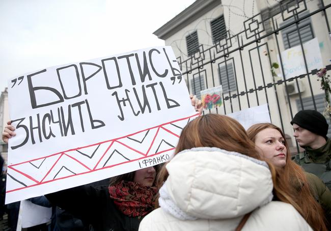 В русском суде врут оплене Савченко