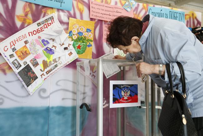 «Референдуми» на Донбасі - вирок собі