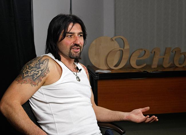 Лидер группы Kozak System обратился к бойцам АТО